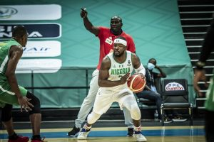 Emelogu Attributes DTigers' Success Against Mali To Team Effort