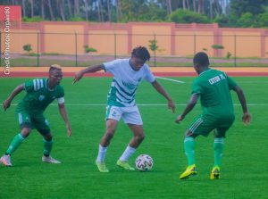 Nigeria's 36 Lion Share Spoils With Coton Sports