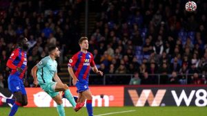 Maupay Steals Point For Brighton At Palace